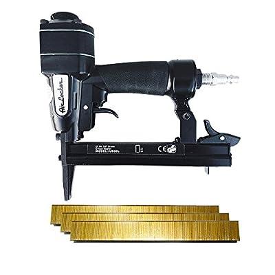 "Air Locker U630LK 22 Gauge 3/8"" Crown (""C"" Type) Long Nose (1-5/8"") Upholstery Stapler Kit"