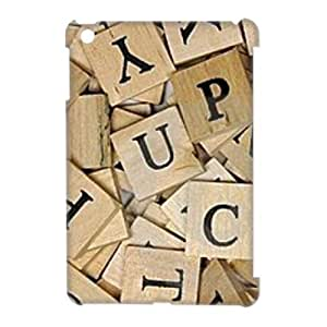 Letter 3D-Printed ZLB563106 Personalized 3D Phone Case for Ipad Mini