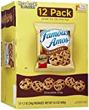 Famous Amos Chocolate Chip Cookies - 12 PKS