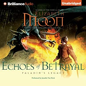 Echoes of Betrayal Audiobook