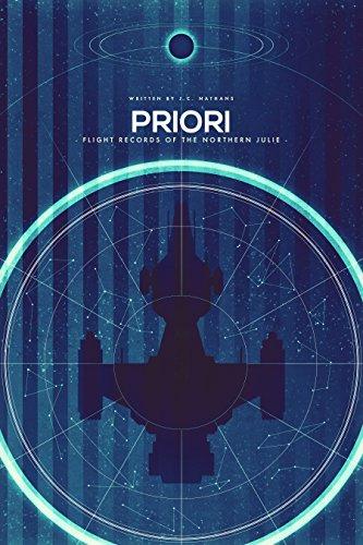 Priori (Flight Records of The Northern Julie Book 7) - Priori Series