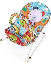 Cadeira de Descanso Vibratória Musical Protek Urso Encantado
