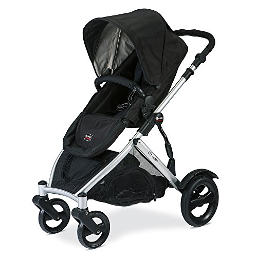 britax usa b ready stroller black import it all. Black Bedroom Furniture Sets. Home Design Ideas