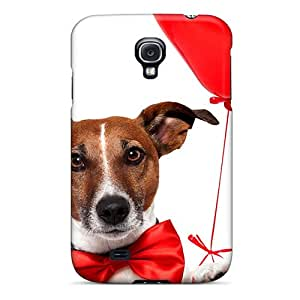 Premium FkcAr9486PoRxh Case With Scratch-resistant/ Party Dog Case Cover For Galaxy S4