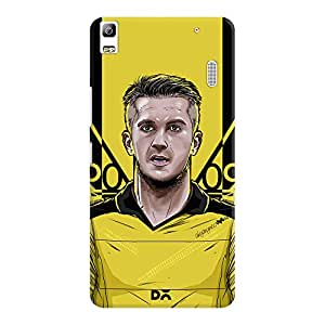 DailyObjects Reus Case For Lenovo K3 Note