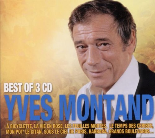Best of 3 CD Yves Montand