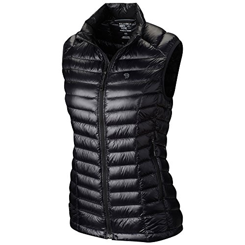 Mountain Hardwear Women's Ghost Whisperer Down Vest Black 1 Medium (Hardwear Vest Womens Mountain)