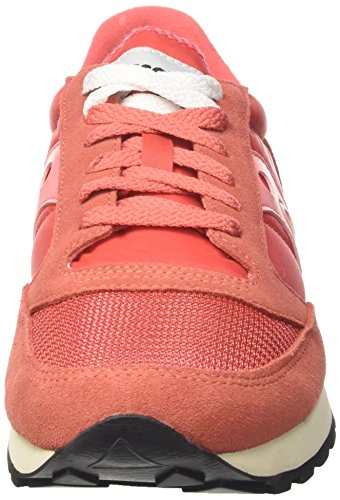 Rouge 1 Femme de O Vintage Chaussures Jazz Saucony Cross Red q0zxRw
