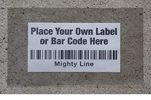 Mighty Line Mighty Line Label Protectors - Pack of 100, LABELPROTECT