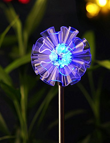 BRIGHT Life Size DANDELION Changing Outdoor