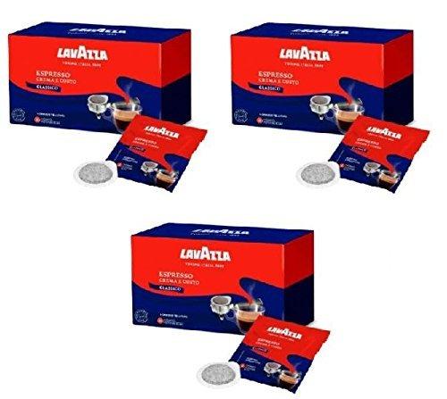 Monodosis Cápsulas Ese Café 44 mm Lavazza Crema e Gusto 54 unidades: Amazon.es: Alimentación y bebidas