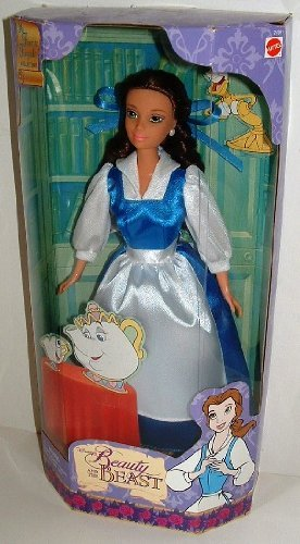(Disney's My Favorite Fairytale Collection - Beauty & the Beast Belle doll by Disney)