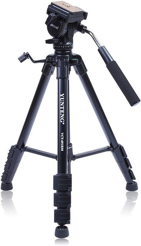 Yunteng trípode de viaje 880 vct-880 Micro cámara de cine réflex ...
