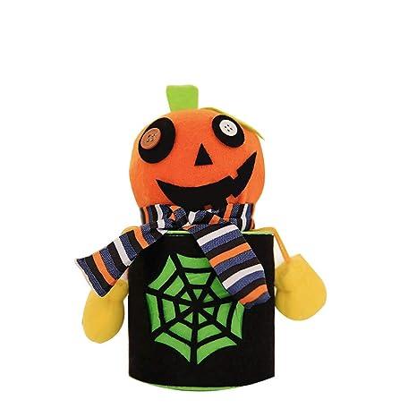 Bolsas De Dulces De Halloween, Bolsa De Truco O Trato con ...