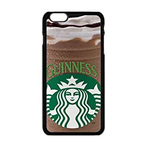 Coffee Cup Black Phone Case for iPhone 6plus