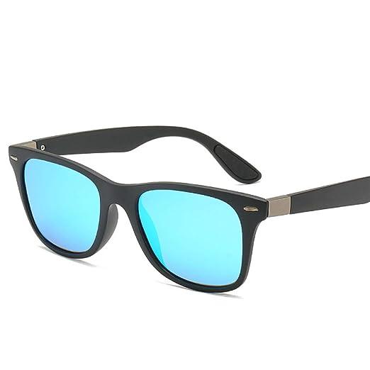 Yangjing-hl Gafas de Sol Hombres y Mujeres Mires Gafas de ...