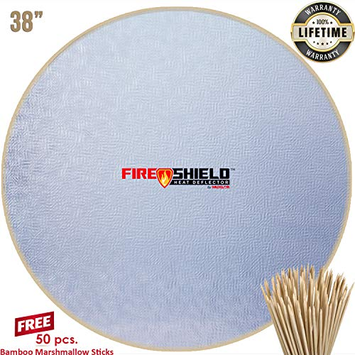 Grill Mat and Fire Pit Mat (38