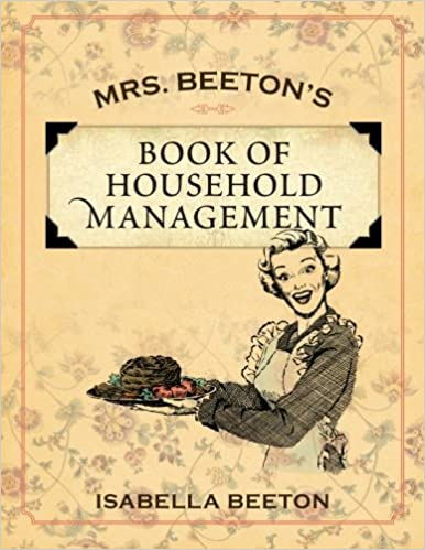 「Mrs Beeton's Book of Household Management」の画像検索結果