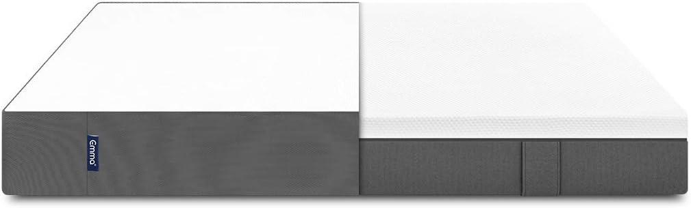 Amazon De Emma Matratzenschoner Matratzenauflage 80x200 Cm Anti Allergie Matratzenschutz