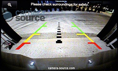 Camera Source CS-FTR-MYT42 Ford F150 Backup Camera for 4.2'' MyFord Displays by Camera Source (Image #2)