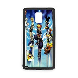 Samsung Galaxy Note4 N9108 Csaes phone Case Kingdom Hearts WGZX91452