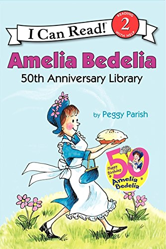 Amelia Bedelia Collection (I Can Read Book 2) [Peggy Parish] (Tapa Blanda)