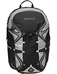 Merrell Performance Trail Backpack, Black/Grey, One Size