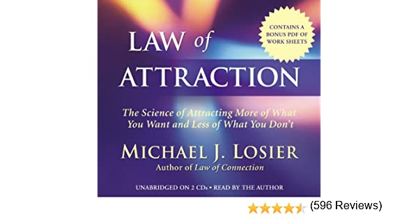 Law of Attraction: The Science of Attracting More of What You Want ...