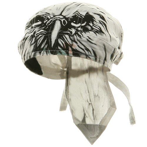 Balboa/Zan Sweat Band Series Headwrap-Airbrushed Eagle