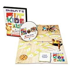 Get down and get fit with Shaun T's Fit Kids Club workouts for kids ages 7 and up! It's all about sweat, strength, and FUN with mad awesome dance moves that keep you healthy and energized! It doesn't matter what your size or shape is-or even ...