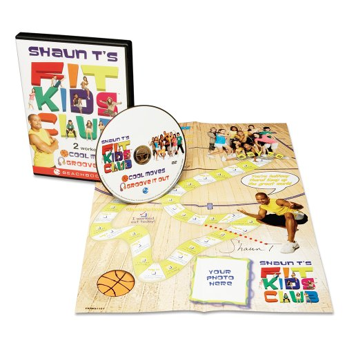 Beachbody Shaun T's Fit Kids Club DVD Workout