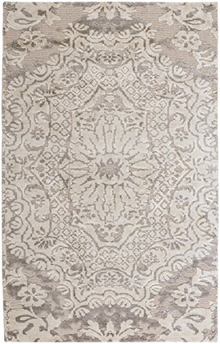 Capel Rugs Williamsburg Lahore 3' x 5' Hand Woven Area Rug - Tan ()
