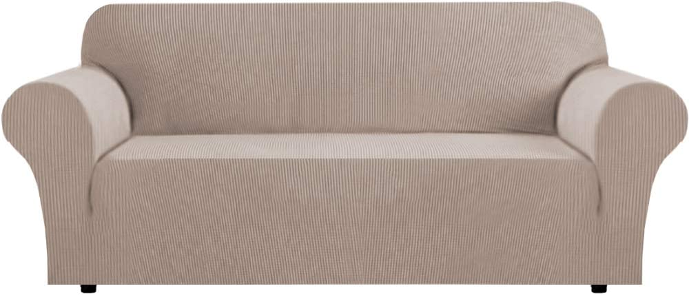 Sofa Slip Cover for Leather Couch Covers