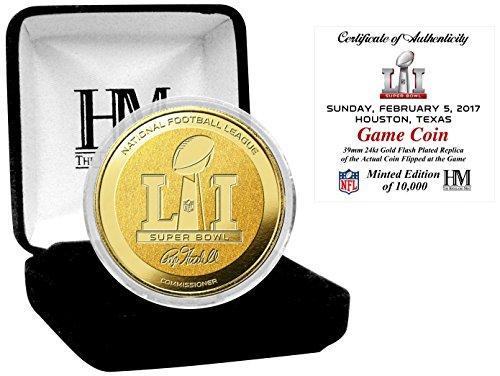 nfl-patriots-vs-falcons-highland-mint-super-bowl-51-gold-flip-coin