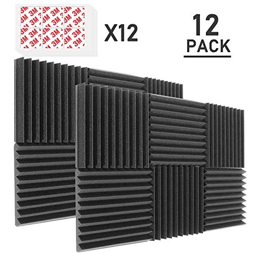 DEKIRU Acoustic Foam Panels, 1