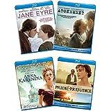 Ladies of Literature Bundle (Pride & Prejudice/Atonement/Jane Eyre/Anna Karenina) [Blu-ray]