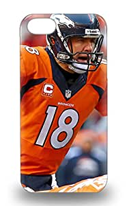 Iphone Premium Protective Hard 3D PC Soft Case For Iphone 5/5s Nice Design NFL Denver Broncos Peyton Manning #18 ( Custom Picture iPhone 6, iPhone 6 PLUS, iPhone 5, iPhone 5S, iPhone 5C, iPhone 4, iPhone 4S,Galaxy S6,Galaxy S5,Galaxy S4,Galaxy S3,Note 3,iPad Mini-Mini 2,iPad Air )