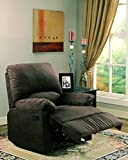 Coaster Recliner-Chocolate