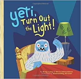 Image result for yeti turn out the light best seller