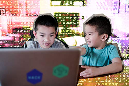 Hack - The Laptop That Teaches Kids to Code by Hack (Image #6)