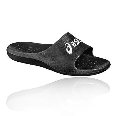 48c4d4ecbbf Asics Claquettes AS001  Amazon.fr  Chaussures et Sacs