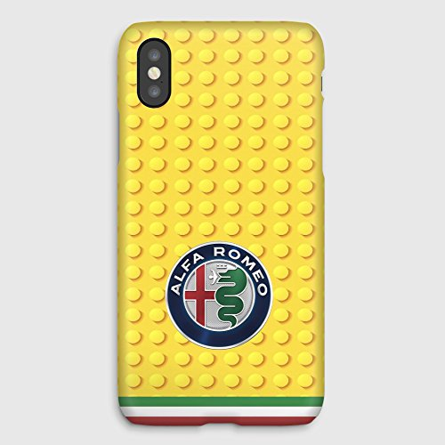 Lego & Alfa Romeo iPhone case X, 8, 8+, 7, 7+, 6S, 6, 6S+, 6+, 5C, 5, 5S, 5SE, 4S, 4,