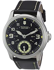 Victorinox Swiss Army Mens 241377 Infantry Vintage Small Seconds Mecha Watch