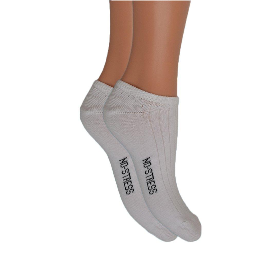 Fontana Calze 12 paia di calze DONNA sport fitness pariscarpa con punta e tallone rinforzati.