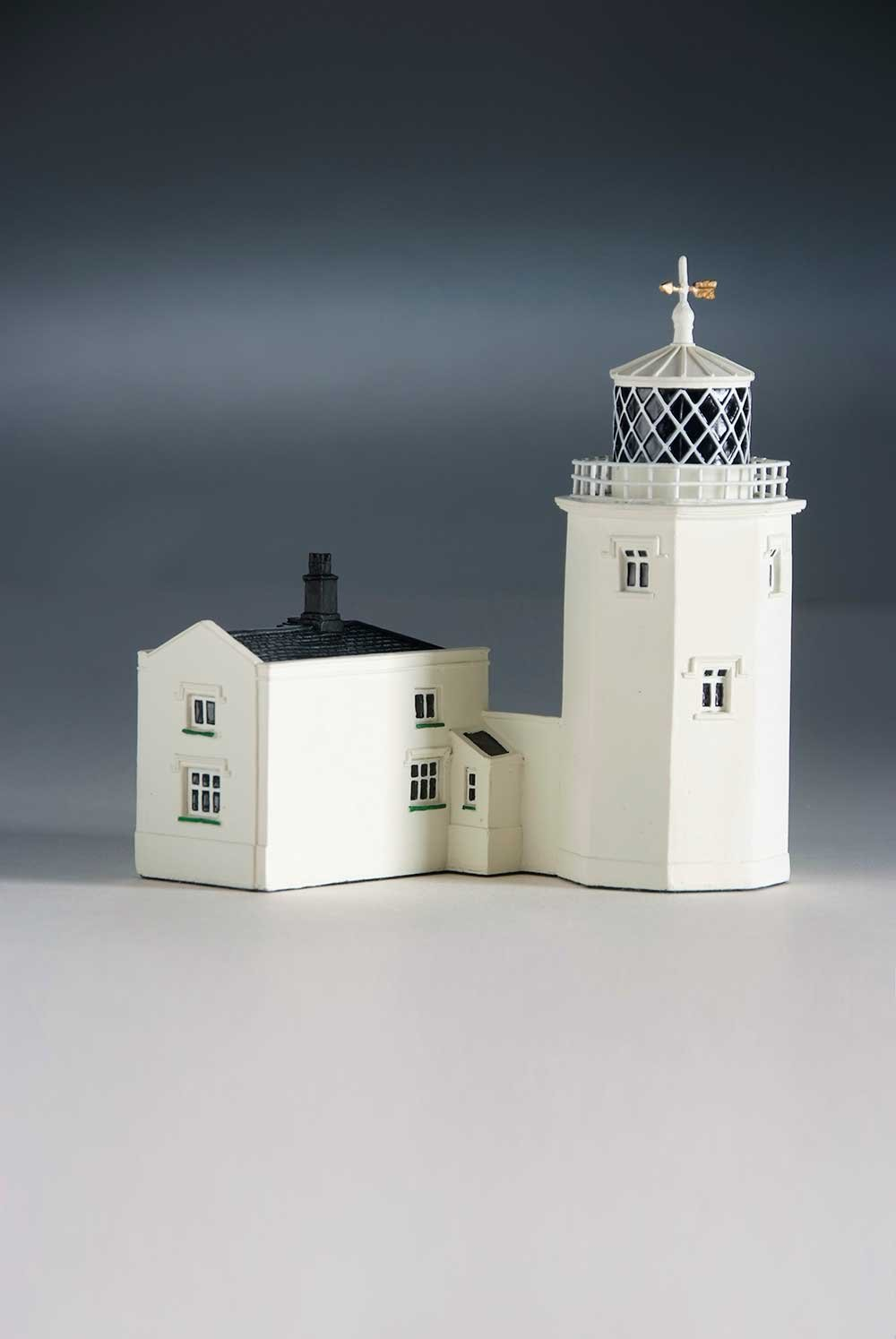 Little Dart ~ Trinity Lighthouse/Light House Model ~ LIZARD ~ Cornwall