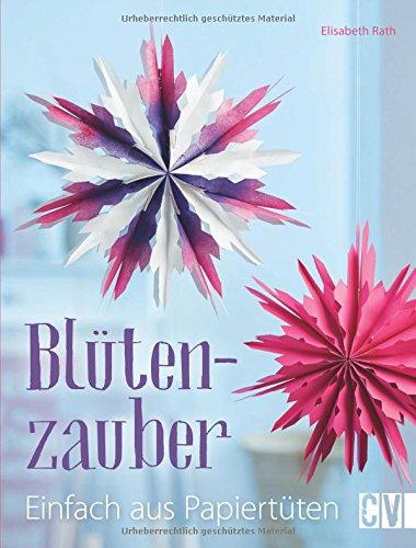 Blütenzauber: Einfach aus Papiertüten
