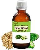 Bitter Gourd Oil -Pure & Natural Carrier Oil (250 ml (100 ml + 100 ml+ 50 ml))