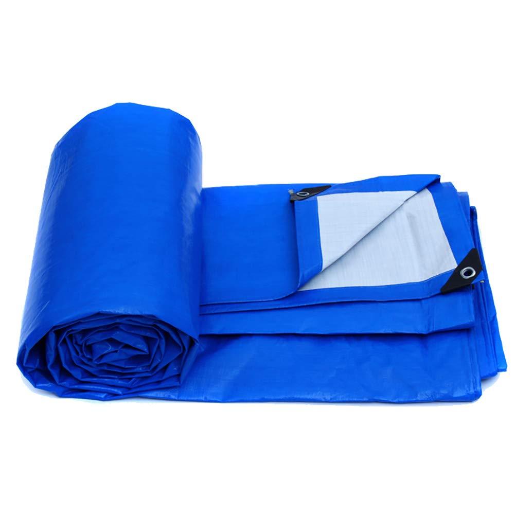 CAOYU Wasserdichte Freien Plane der Wasserdichten Plane verstärkte Regensonnenschutzschirm-Zeltplane im Freien Wasserdichte 9db953