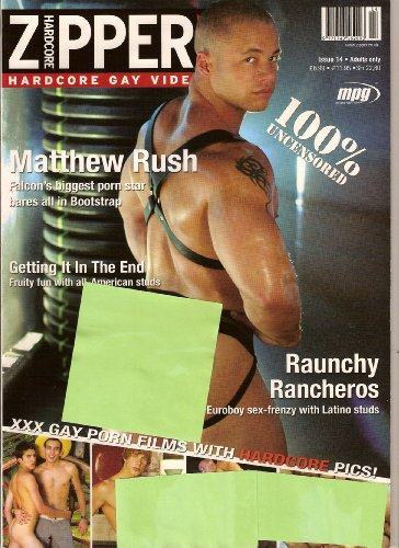 Zipper, Hardcore Gay Video Review (2006 #14; (UK) Honcho, Inches , Mandate, Torso, Studs, Hunks, Stallion, Beefy, Playguy, - Zipper Von Beefy