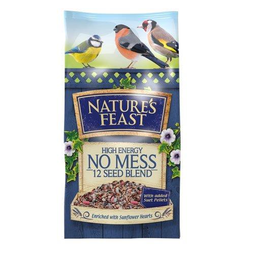 Westlands Horticulture Ltd - Semillas para pájaros (alto)